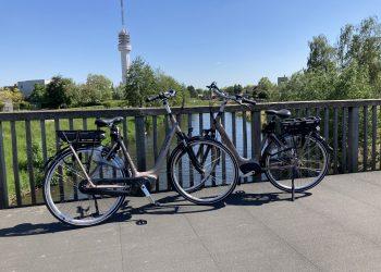 Vespa scooter verhuur, scooter huren, elektrische fiets huren, fiets verhuur, e-bike huren, Limburg
